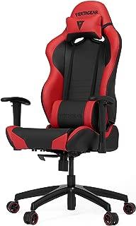 Vertagear S-Line SL2000 Racing Series Gaming Chair - Black/Red (Rev. 2)