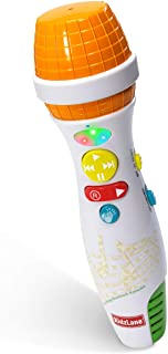 Kidzlane Karaoke Microphone for Kids with Bluetooth, Kids Singing Toy Microphone for..