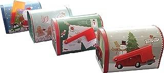 metal christmas mailbox