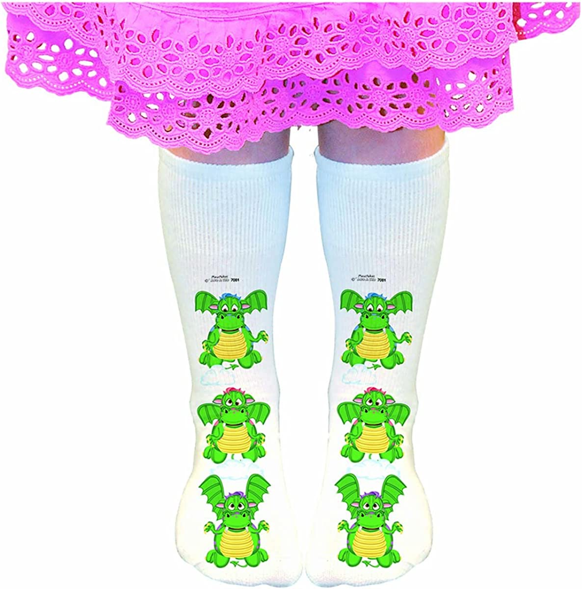 Dragons Socks