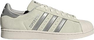 Hombre Superstar Suede Synthetic Off White Supplier Colour Entrenadores 38 EU