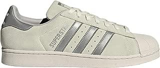 Hombre Superstar Suede Synthetic Off White Supplier Colour Entrenadores 36 2/3 EU
