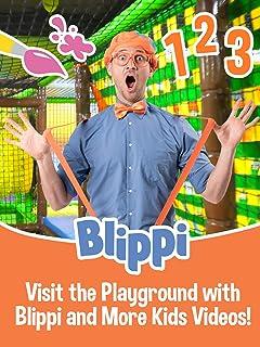 Blippi - Visit the Playground with Blippi and More Kids Videos!