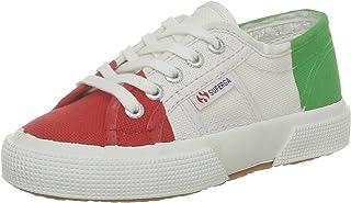 Superga 2750-cotj Flag Italia, Unisex Kids' Shoes
