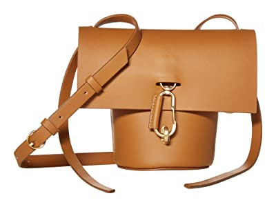 ZAC Zac Posen Belay Mini Crossbody Solid (Camel) Handbags