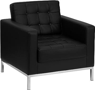Flash Furniture Chaises Longues, Black