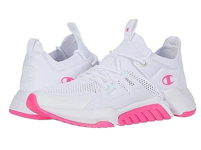 Champion D1 (White/B.Pink) Women