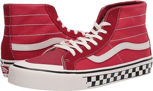 (Salt Wash) Red/Marshmallow