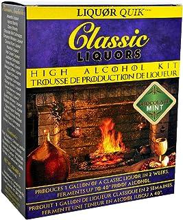 Classic Liquors:ミントチョコ シュナップス( Chocolate Mint Schnapps)リキュール。