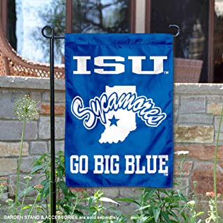 Indiana State University Garden Flag and Yard Banner