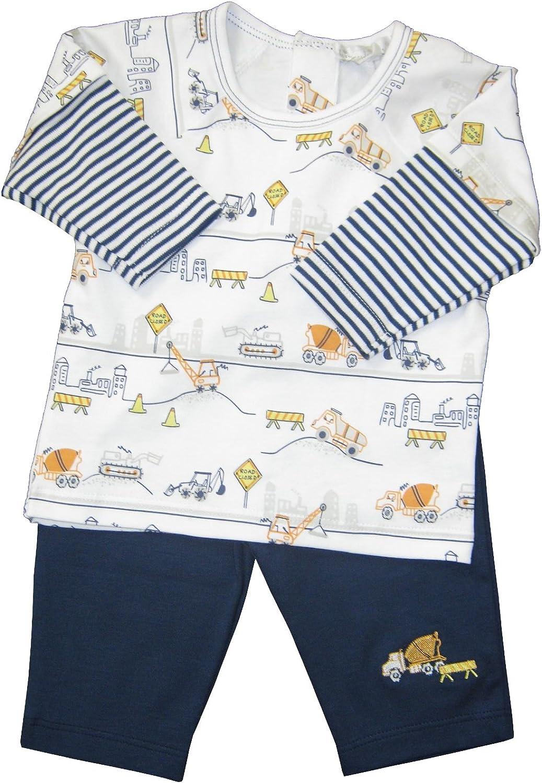 Kissy Kissy Baby-Boys Infant City Demo Pant Set