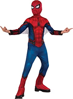 Rubie's Marvel Spider-Man Far From Home Child's Spider-Man Costume & Mask, Medium (700611_M)