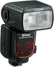 Nikon SB-910 Speedlight Flash for Nikon Digital SLR Cameras (Renewed)
