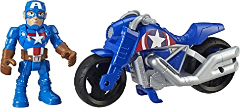 Best captain america with motorcycle Reviews