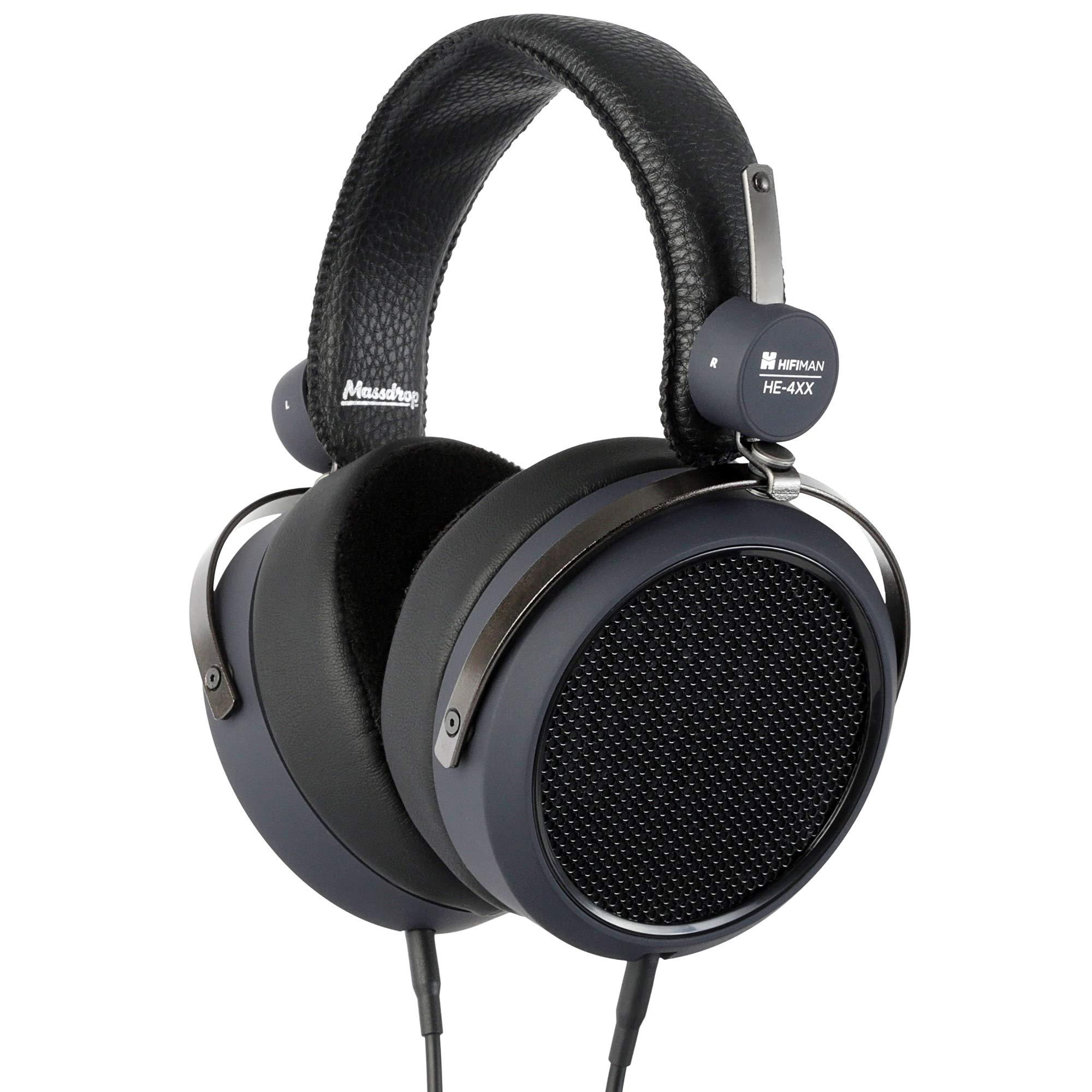Massdrop HE4XX Magnetic Open Back Headphones