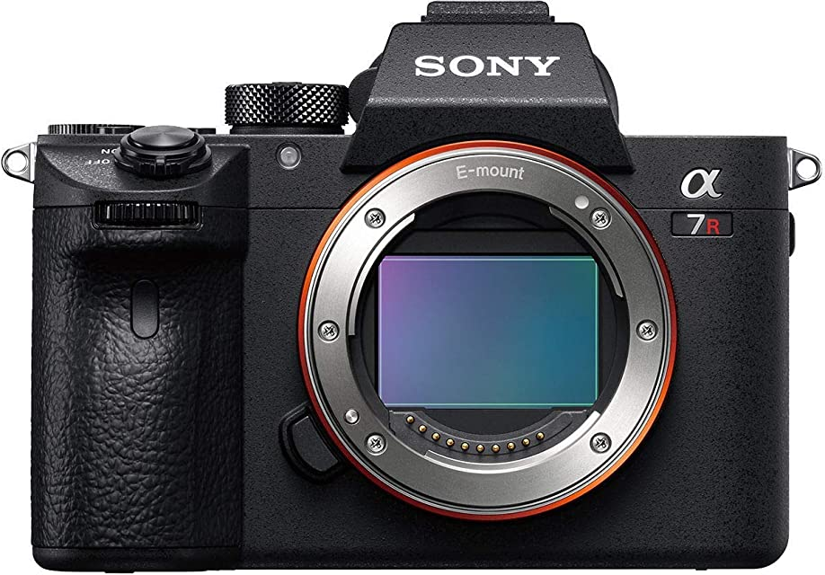 Sony α 7R III Cuerpo MILC 424 MP CMOS 7952 x 5304 Pixeles Negro - Cámara digital (424 MP 7952 x 5304 Pixeles CMOS 4K Ultra HD Pantalla táctil Negro)