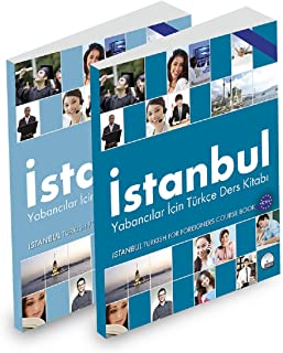 Turkish C1 & C1+ Istanbul Upper Intermediate & Advanced Course Book with Audio Cd + Workbook