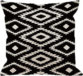 Best black aztec pillow Reviews