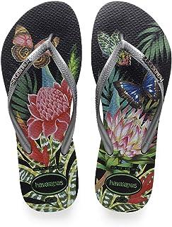 Havaianas Kadın SLIM TROPICAL Moda Ayakkabılar
