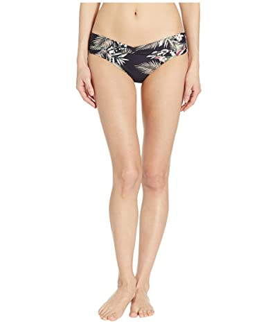Seafolly Ocean Alley Twist Band Mini Hipster Bikini Bottom (Black) Women