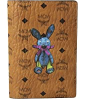 MCM - Rabbit Passport Holder