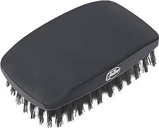 Fuller Brush Military Hair Brush - Pocket Hairbrush & Detangler w/Firm Boar Bristles For All Types Of Hair - Barber's Grooming & Hair Styling Straightener