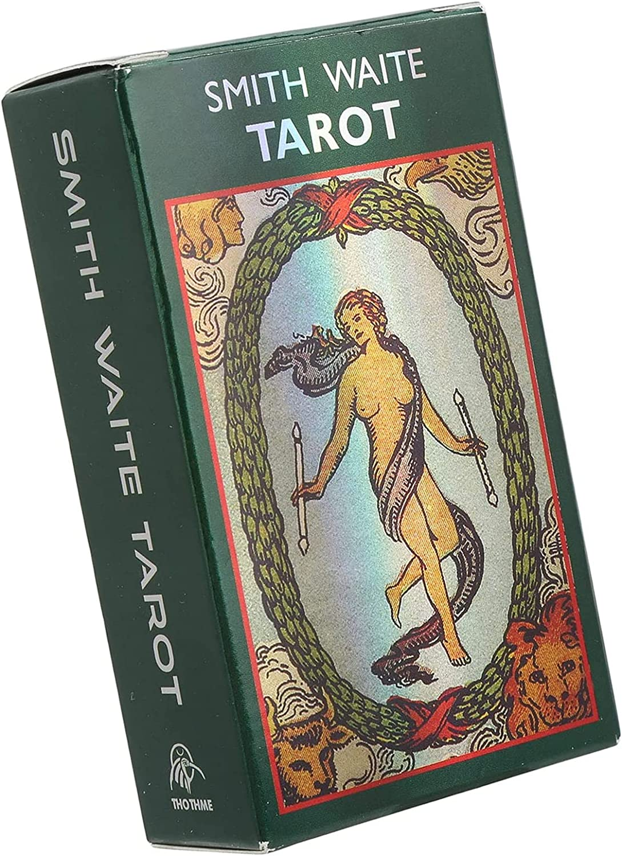 Yitengteng 79 Max 40% Portland Mall OFF Tarot Cards Wild Effect Flash Hologra Wood