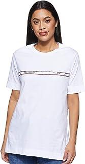 Tommy Hilfiger Women's Raven C-Neck T-Shirt