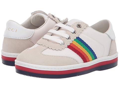 Gucci Kids GG Rainbow Sneaker (Toddler)