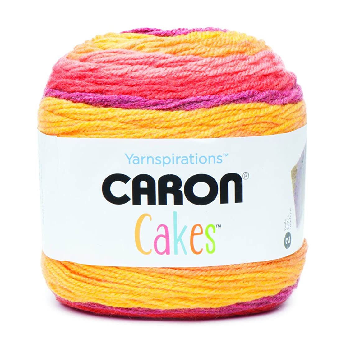 Pumpkin Spice Caron Cakes 7.1 Ounces -383 Yards