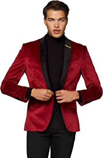 OppoSuits Deluxe Blazers for Men – The Perfect Mix of Stylish, Fun Jackets