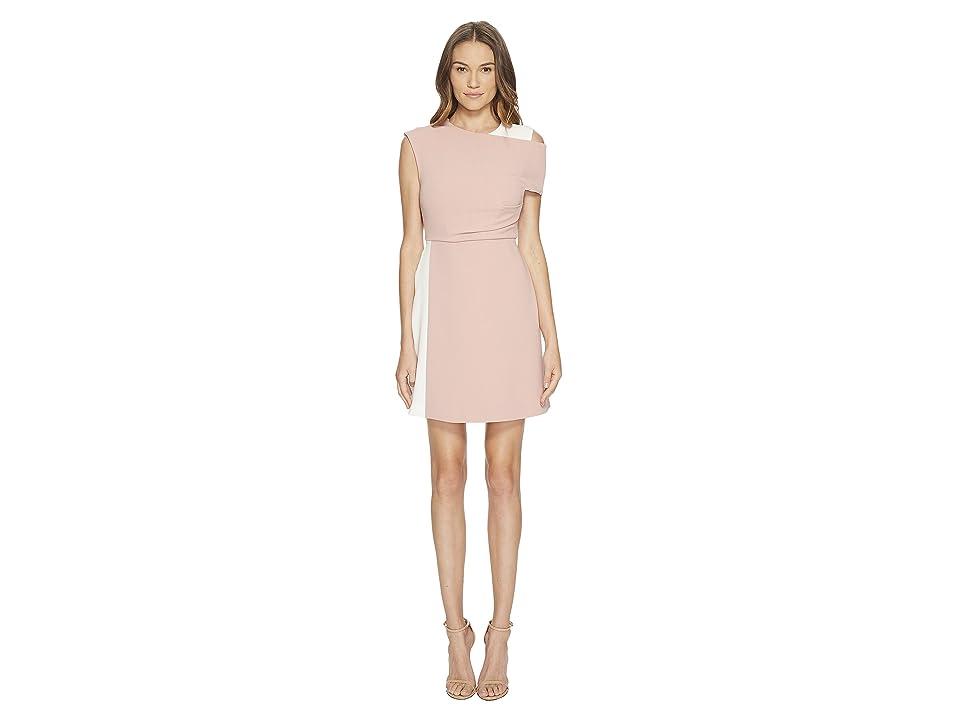 Sportmax Dalmata Cold Shoulder Dress (Farid Pink) Women