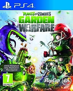 EA Plants vs Zombies Garden Warfare (PS4)