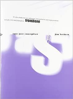 Best jim snidero jazz conception trombone Reviews