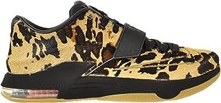Nike KD VII EXT QS Pony Hair Mens' Shoes Black/Sail 716654-001