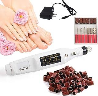 Nail drill, Portable Electric Nail Drill Kit, GreenLife® 20000rpm professional nail drill pen with bits sandings kit Efile...