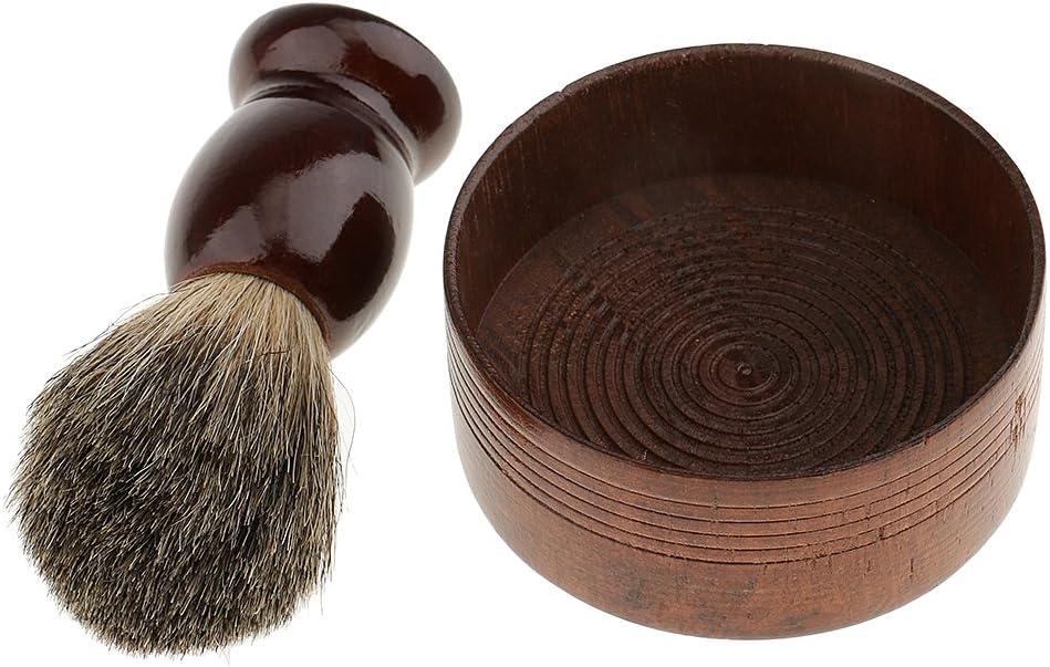 menolana Popular popular Professional Men Sale SALE% OFF Shaving Brush Shave Cream Soap Mu Bowl