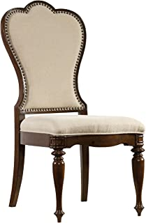 Hooker Furniture Leesburg Dining Side Chair in Mahogany (Set of 2)