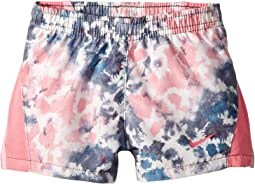 Rainbow Wash 10K Shorts (Toddler)