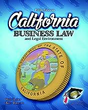 CALIFORNIA BUSINESS:LAW+LEGAL ENVIRON.
