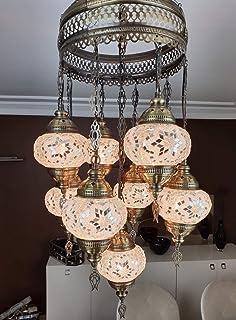 e3f375b5282dd Amazon.com: Art Deco - Chandeliers / Ceiling Lights: Tools & Home ...