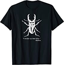 I Woke Up Like This Funny Kafka Shirt - Metamorphosis Shirt