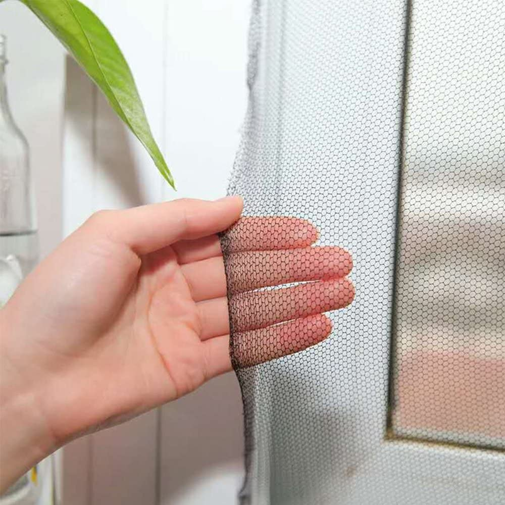 FLYZZZ DIY Self-Adhesive Window Screen New mail order Curtain Netting Limited Special Price Mesh 100