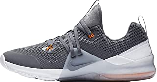 Men's Zoom Command Cross Training Shoes-Dark Grey/Wolf Grey-9.5