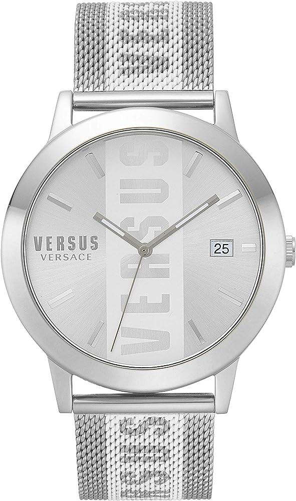 Versus barbes trendy orologio da uomo in acciaio inossidabile VSPLN0819