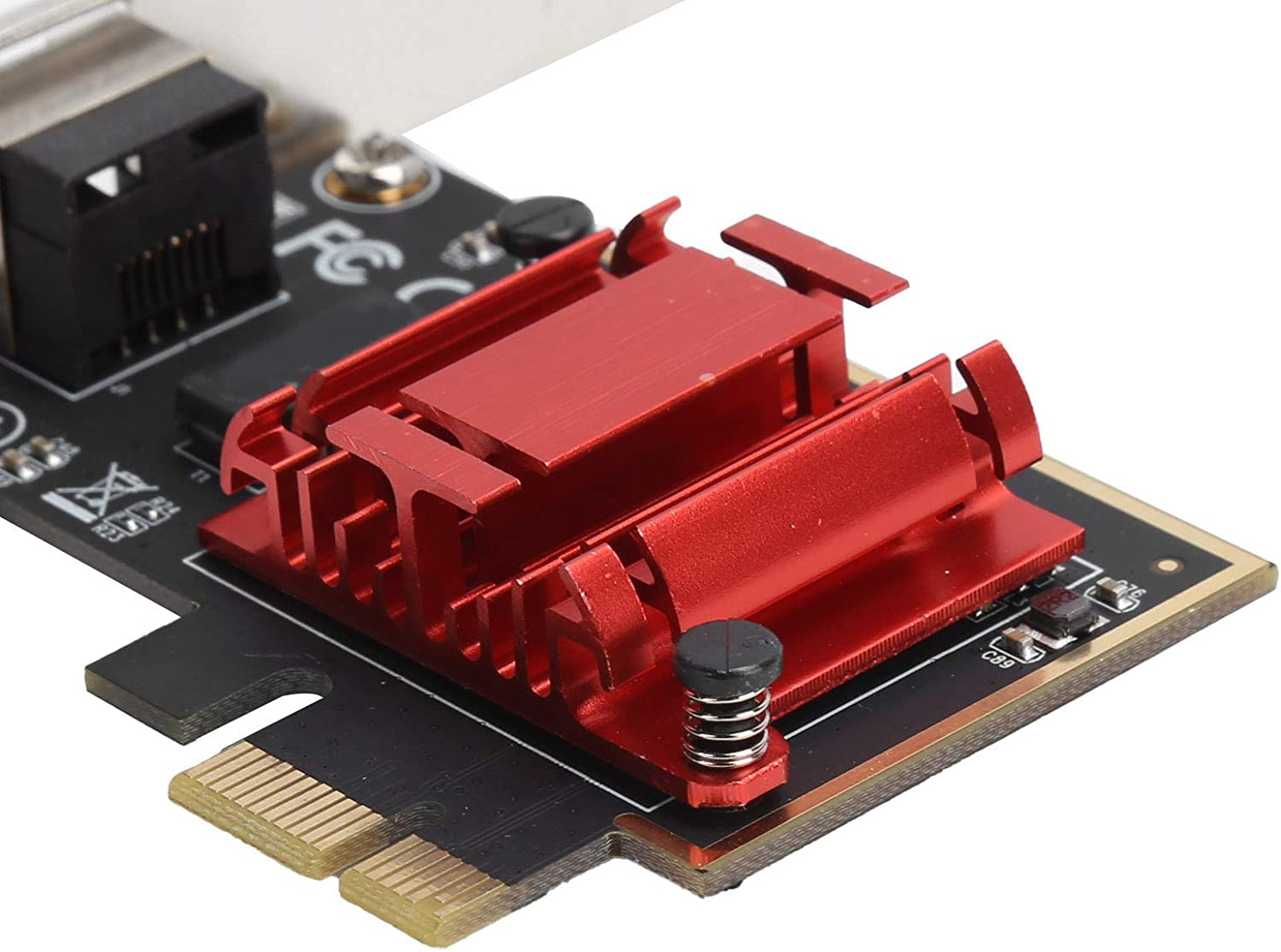 Popular product Wosune PCI‑E Network Adapter Card fo Mail order cheap Gigabit Smoothly