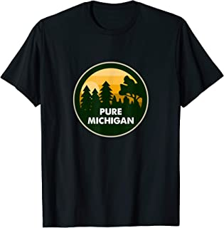 Pure Michigan State Gift T-Shirt
