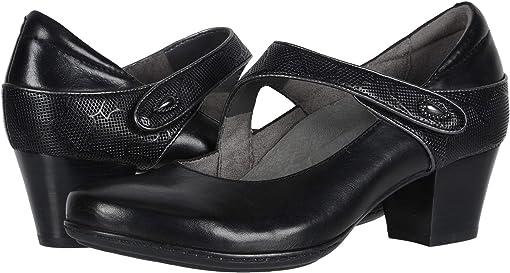 Black Multi Soft Calf