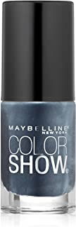 Best maybelline chrome nail polish Reviews