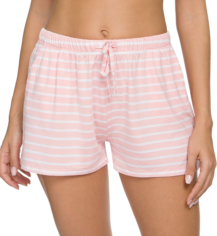 ROSYLINE Elastic Waist Shorts For Max 74% Credence OFF Lounge Sle Women Pajamas Short